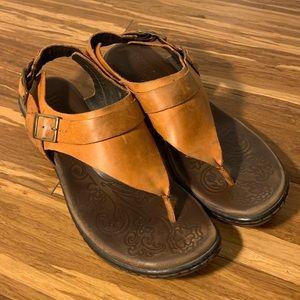 Genuine Leather Born Sandals.